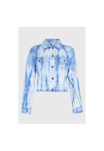 Jaqueta Jeans Tie Dye Mu01Exyeph476