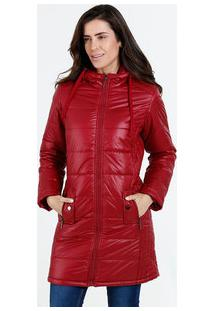 Casaco Feminino Trench Coat Marisa