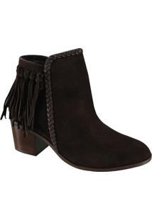 Bota Ankle Boot Only Feminina