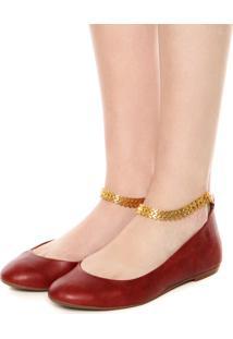 Sapatilha Dafiti Shoes Vermelha