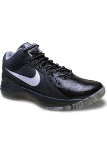 Tenis Masc Nike 637382-015 The Overplay Viii Preto