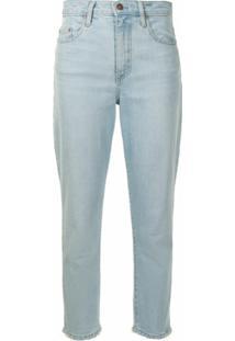 Nobody Denim Calça Jeans Skinny Kennedy - Azul