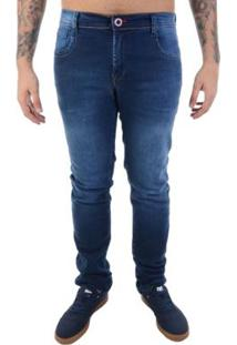 Calça Jeans Hang Loose Steel Blue Masculino - Masculino