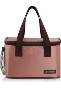 Bolsa Térmica Jacki Design Essencial Iii Rosa