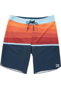Bermuda Boardshort Billabong Fifty 50 X - Masculino-Laranja