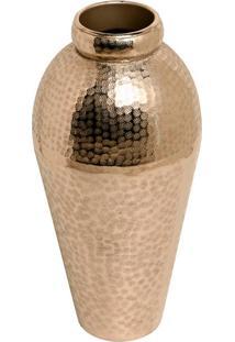 Vaso Decorativo De Metal Speck P