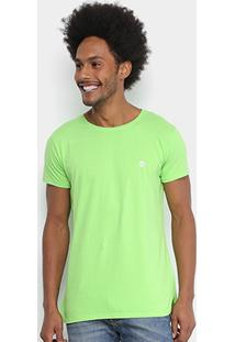 Camiseta Timberland Radford Long Masculina - Masculino