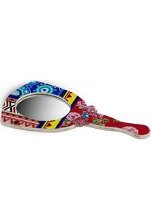 Espelho Artwork Luxo 30X14X1Cm Trevisan Concept