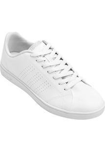 Tênis Adidas Vs Advantage Clean Masculino - Masculino-Branco