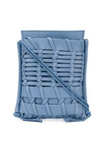 Hereu Trena Mini Crossbody Bag - Azul