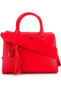 Marc Jacobs Little Big Shot Dtm Bag - Vermelho