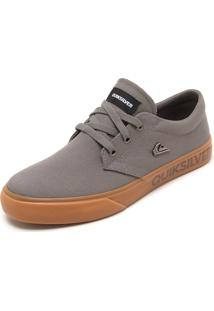 Tênis Quiksilver Swell Cinza