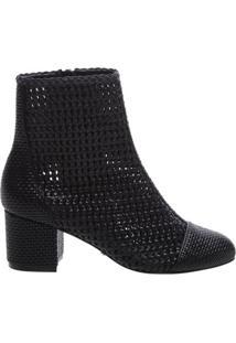 Ankle Boot Tressê Black | Schutz