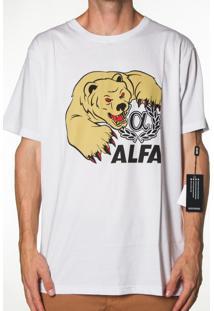 Camiseta Alfa Urso