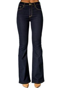 a165a75e5b ... Calça Jeans Marisa Flare Forum