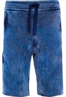 Bermuda Masculina Andy - Azul