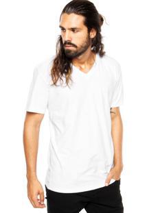 Camiseta Redley Flame Branca