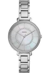 Relógio Fossil Jocelyn Feminino - Feminino-Prata