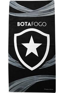 Toalha De Banho Botafogo Brasão - Unissex