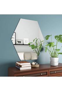 Espelho Samambaia 52Cmx60Cm Flora Astra