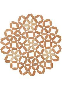 Descanso De Panela Le Flor De Bambu 21X21Cm