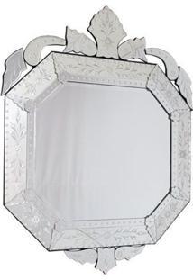 Espelho Oitavado Estilo Veneziano