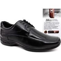 c848d99e0e Sapato Social Jotape 3D Vision Tamanhos Grandes Masculino - Masculino-Preto