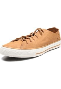 Tênis Couro Converse Chuck Taylor All Star Nude