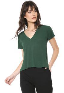 Blusa Iódice Bruna Verde