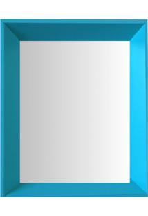 Espelho Moldura Madeira Lisa Fundo 16341 Anis Art Shop