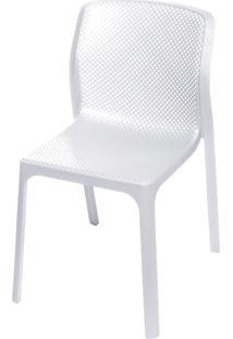 Cadeira Vega Upper Sem Braço – Branca