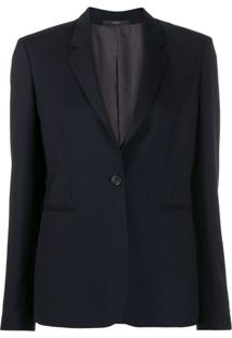 Paul Smith Jaqueta Slim - Azul