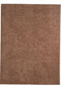 Tapete Classic- Marrom Claro- 100X50Cm- Oasisoasis