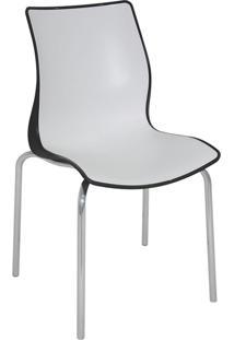 Cadeira Maja Branca E Preto 92063910 Tramontina