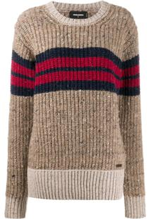 Dsquared2 Knitted Jumper - Neutro