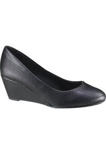 Sapato Feminino Beira Rio Conforto Anabela