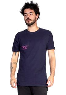 Camiseta Starter Collab Sneakersbr Pattern Azul