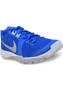 Tenis Masc Nike 832219-402 Train Prime Iron Df Azul