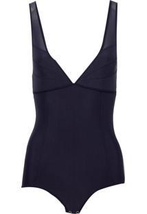 Body Recortes Ana 2 (Dark Blue, M)