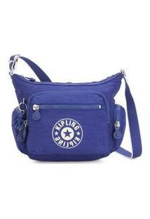 Bolsa Kipling Gabbie S - Azul