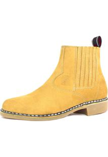 Bota Country Cla-Cle Country Bege - Kanui
