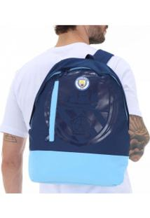 Mochila Manchester City G Sport Ii Dmw - Azul Escuro