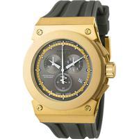 b49ff66fbc5 Relógio Invicta Analógico 012010 Masculino - Masculino-Dourado