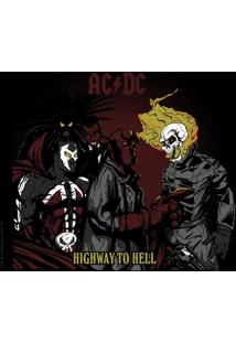 Camiseta Highway To Hell - Masculina