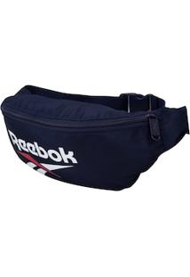 Pochete Reebok Logo Classic - Azul Escuro