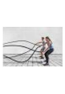 Painel Adesivo De Parede - Fitness - Academia - 1151Pnp