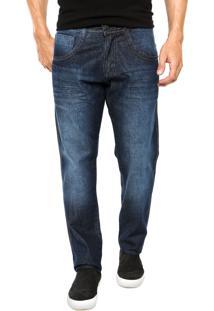Calça Jeans Biotipo Classic Azul