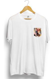 Camiseta Bsc Cat Love - Masculino