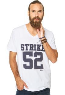 Camiseta Sommer Reta Branco