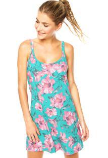 Camisola Cor Com Amor Floral Verde